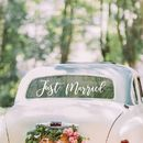 Just married -tarra autoon