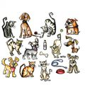 Stanssi - Crazy cats and dogs (mini)
