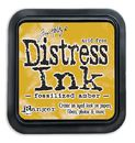 Distress Ink -mustetyyny - Fossilized Amber