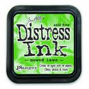 Distress Ink -mustetyyny - Mowed Lawn