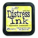 Distress Ink -mustetyyny - Squeezed Lemonade