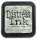 Distress Ink -mustetyyny - Bundled Sage