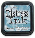 Distress Ink -mustetyyny - Stormy Sky