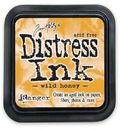 Distress Ink -mustetyyny - Wild Honey