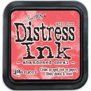 Distress Ink -mustetyyny - Abandoned Coral