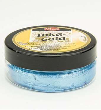 Inka-Gold - Aquamarin