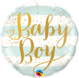 Foliopallo - Baby boy
