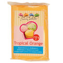 FunCakes -sokerimassa - Tropical Orange, 250 g