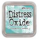 Distress Oxide -mustetyyny - Evergreen bough