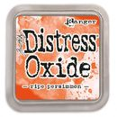 Distress Oxide -mustetyyny - Ripe Persimmon