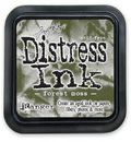 Distress Ink -mustetyyny - Forest Moss